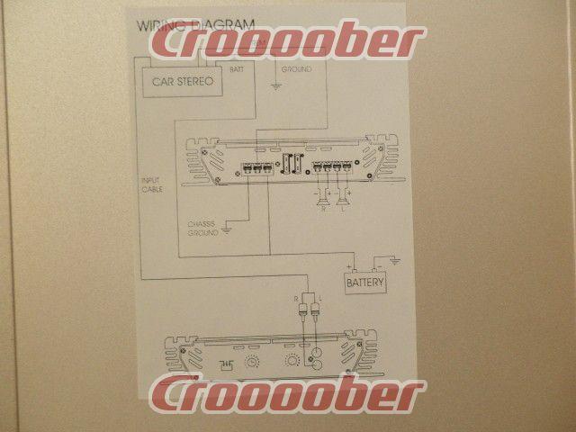 power acoustik apc amplifiers amplifier croooober