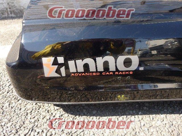 Inno Br1400 Shadow 14 【流行の薄型ルーフbox 使用感少なく綺麗です♪】 キャリア