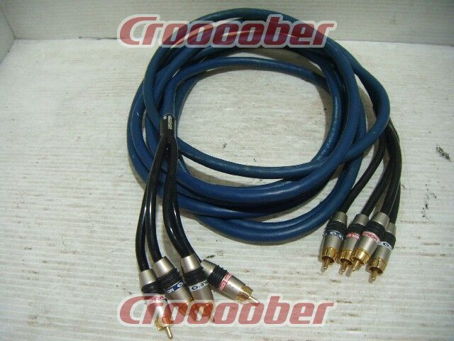 MONSTER CABLE 301XLN 5m 4chRCAケーブル | Cables | Croooober