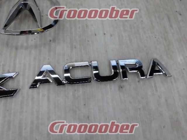 HONDA Genuine ACURA TSX Body Parts Accessories Croooober - Acura tsx accessories