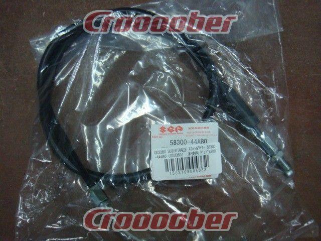 SUZUKI Genuine Throttle Wire 58300-44AB0 O03360   Other Accessories ...