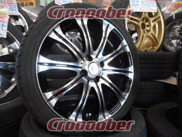 Impul Aura Sx 10 Bridgestone Sneaker Snk2 17 Rim Tire Sets