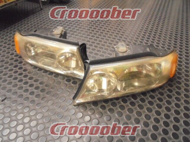 Ford Lincoln Navigator 99 Genuine Headlight