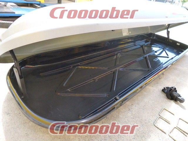 thule polar 700 roof boxes croooober. Black Bedroom Furniture Sets. Home Design Ideas