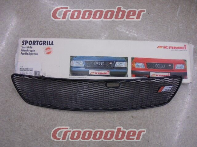 Kamei Mesh Grill Audi For A6 Front Grilles Croooober