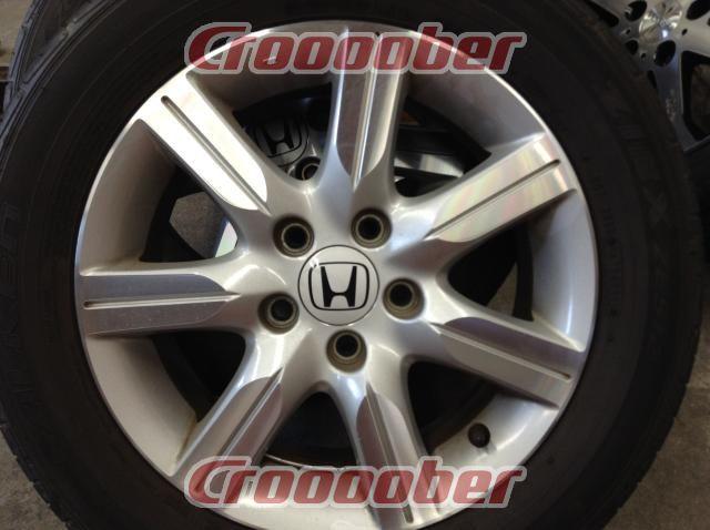Honda Rg Step Wgn Original Wheel 15 Inch Rim For Sale