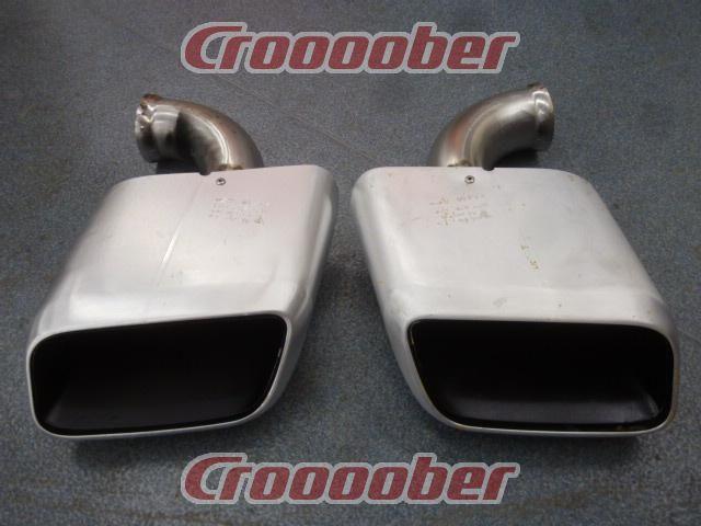 Porsche Cayenne 955 Previous Term Genuine Muffler Cutter