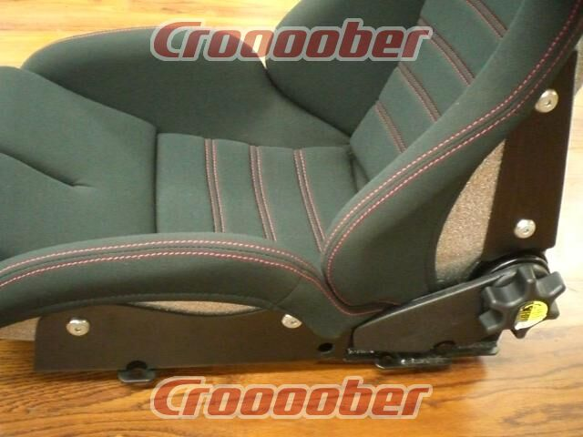 Strongest Semi Bucket Seat Was Equipped With A Stepped Reclining Mechanism To Rigidity And Hold