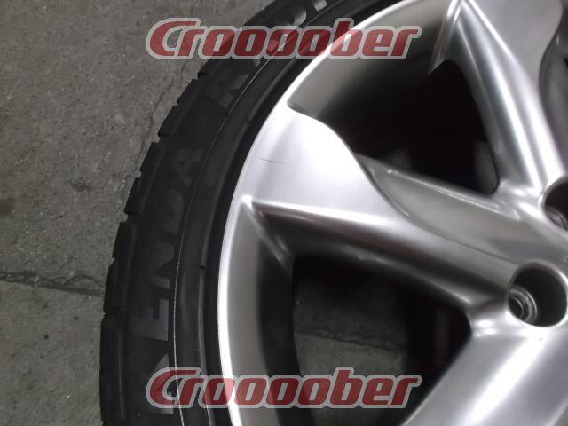Original Nissan 6 Spoke Murano Is Genuine But Different Tire Size
