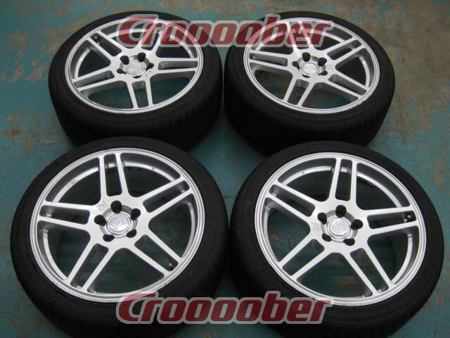 18 Inch Rims And Tires >> Vst Type R Sailun Atrezzo Zs Four 18 Inch Rim Tire Sets For Sale Croooober