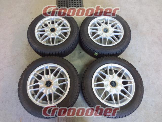 Cheap Car Tires >> For Old Tires Cheap Compact Car Bb Demio Vitz Swift Etc Bridgestone Liso Rizzo Revo2 6 0jx14 38100 4h 114 3 4h For Sale Croooober