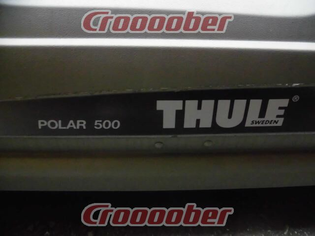 thule polar 500 box croooober. Black Bedroom Furniture Sets. Home Design Ideas