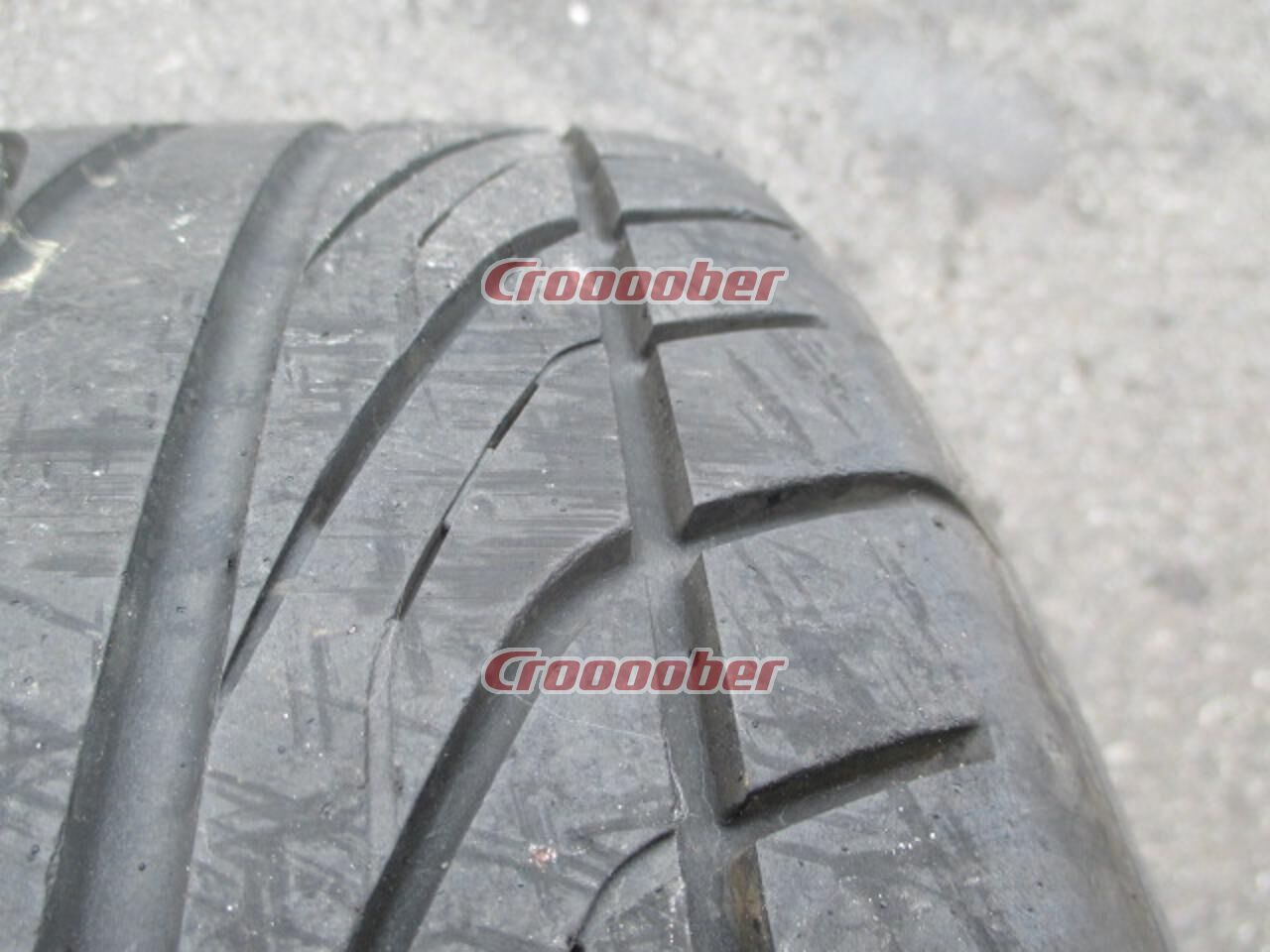 DUNLOP DIREZZA DZ101 | 15 Tire"