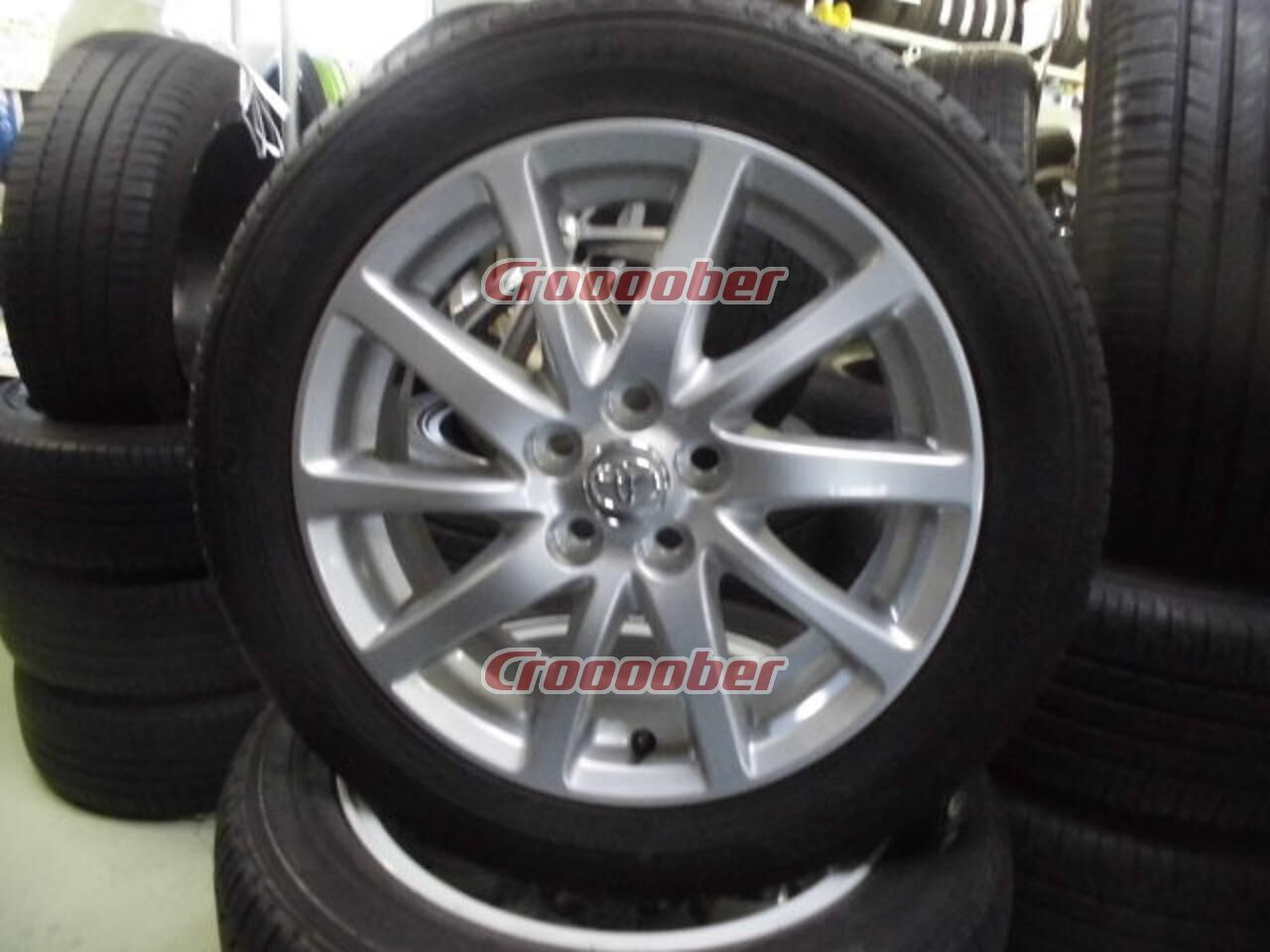 Toyota Tire Sale >> Deals Than Tire Exchange Toyota Premio Original Wheel Dunlop