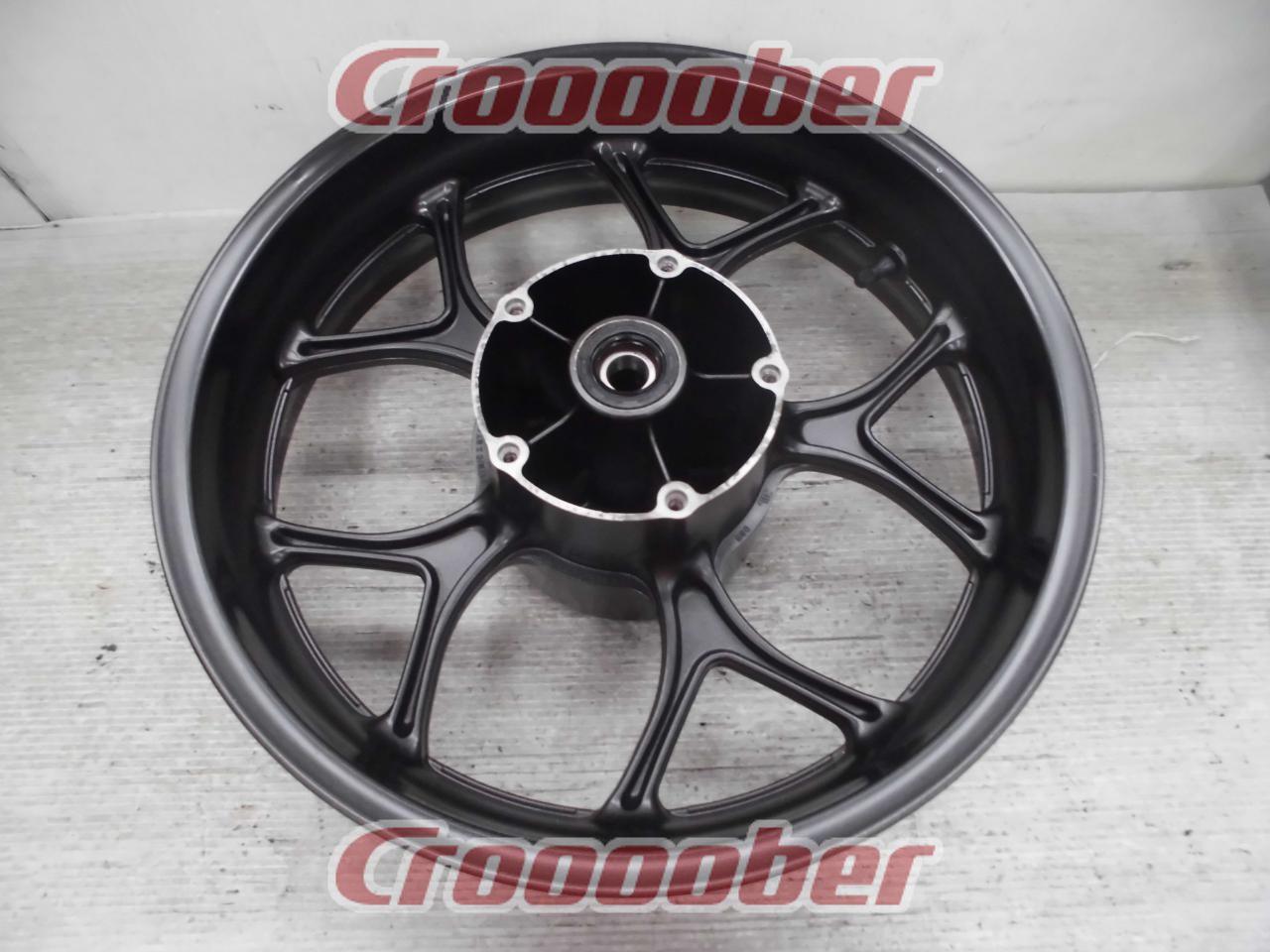 Honda Nc750x Original Rear Wheel To Repair Or Diversion Based