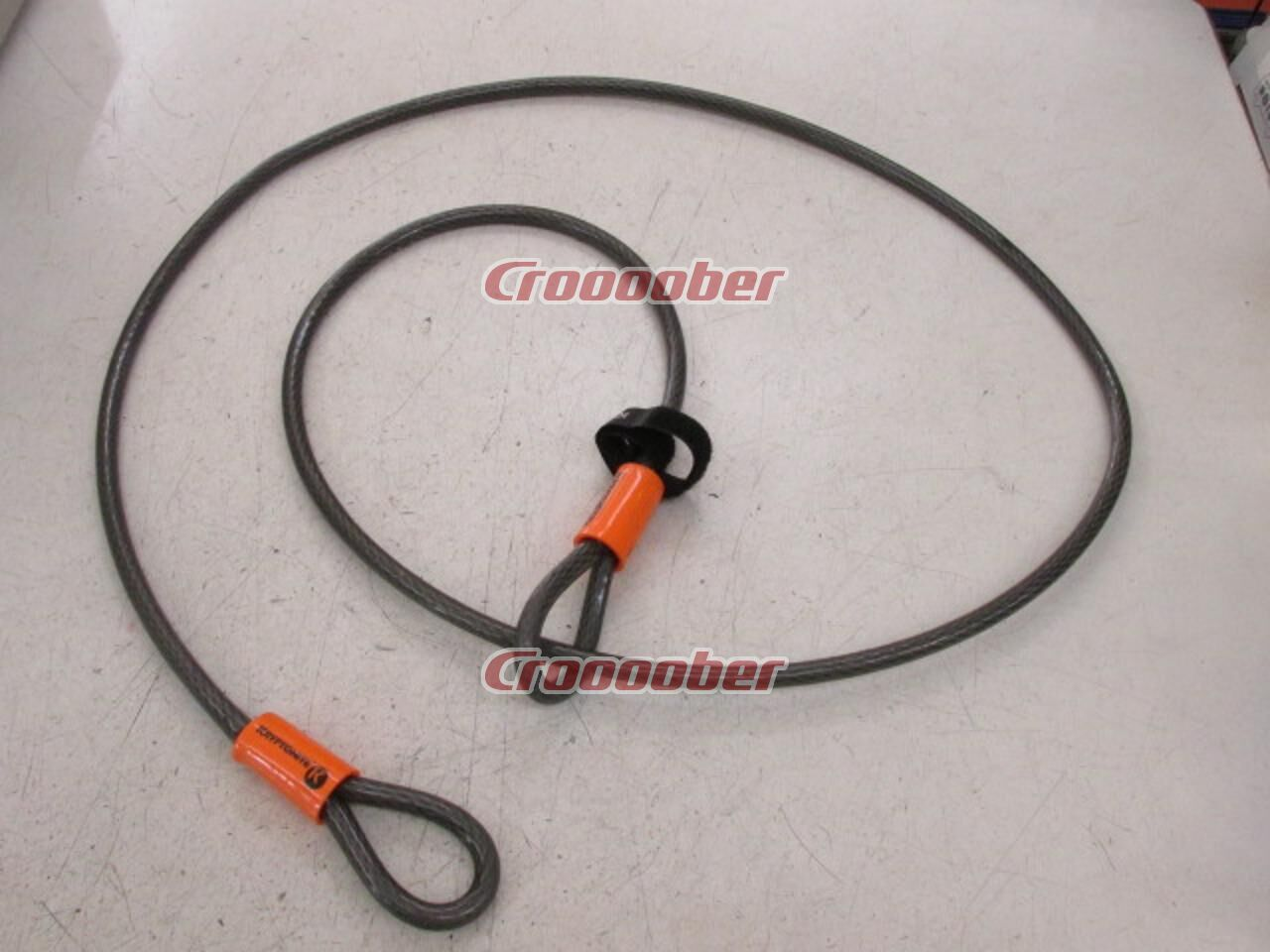 Kryptonite Wire Cable About 2m | Other Accessories | Croooober Japan