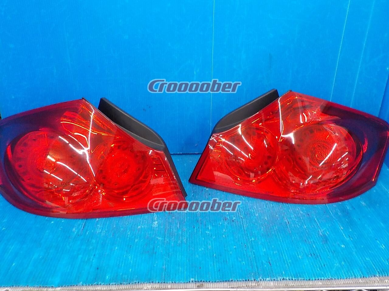 EYES LED Tail Lens ★ Form Of Fashionable !!!!!!!!!!!!! Not Far From Genuine ★ | Tail Lamps | Croooober Japan