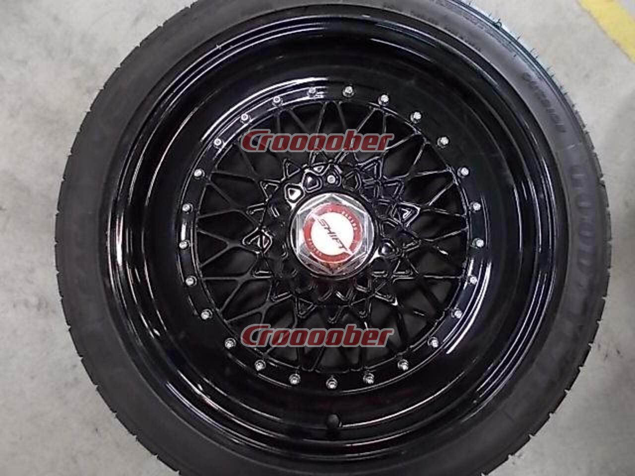 Shift Mesh Wheel Rvf Eco Balance Adjusted