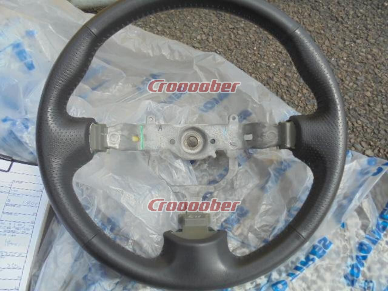 Toyota Ing Price Original Option Leather Steering Ncp 60 Series Ist