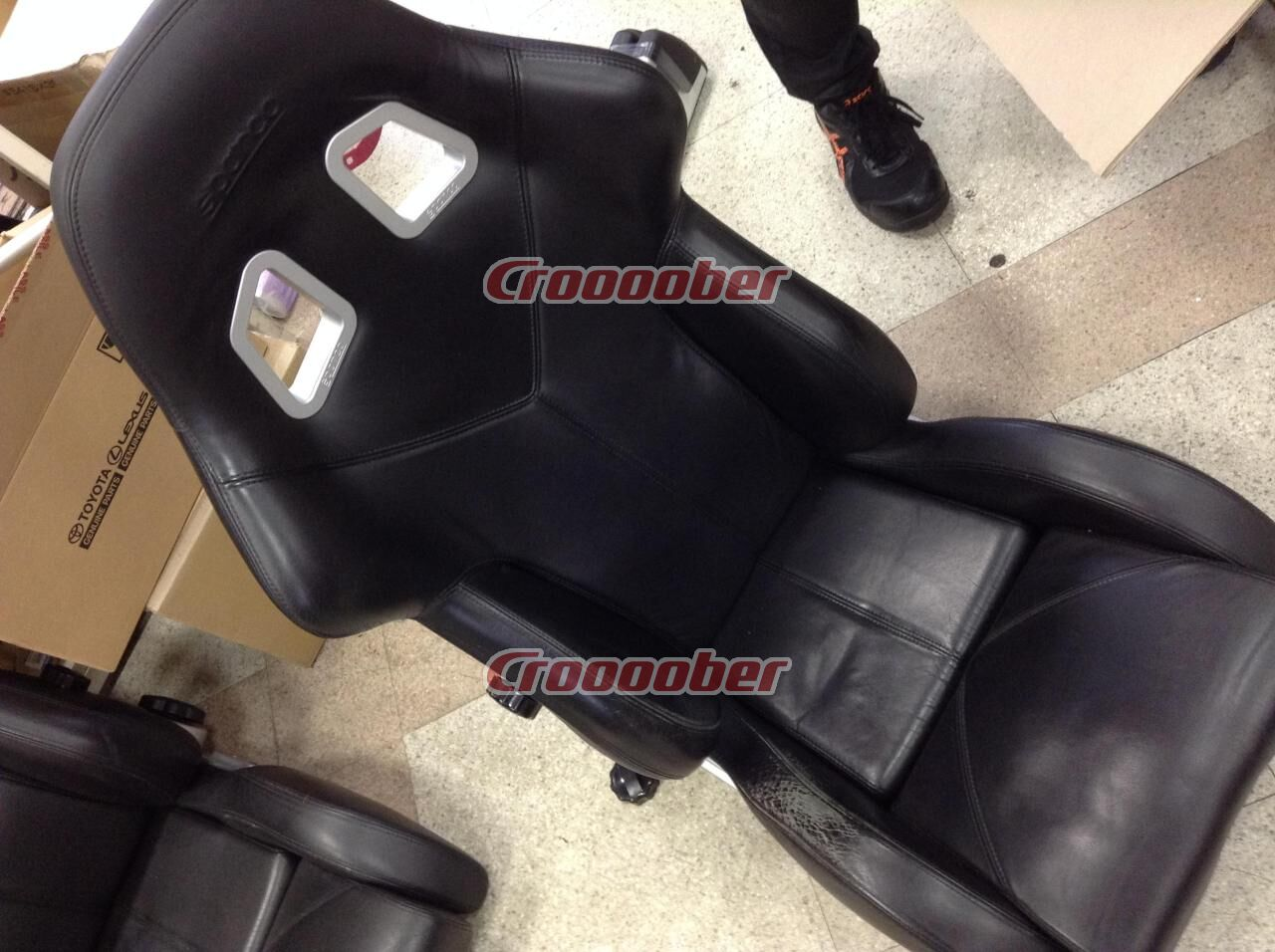 R700p Leather Semi Bucket Sparco Reclining Seat Superlative Model Reclining Seats Others Croooober