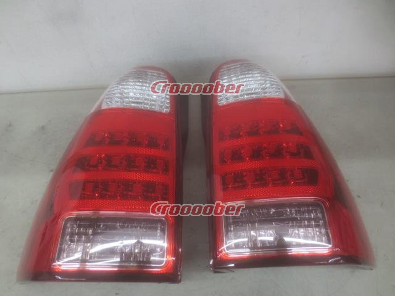 TOYOTA Surf 215 System Late Genuine Tail Lens | Tail Lamps | Croooober Japan