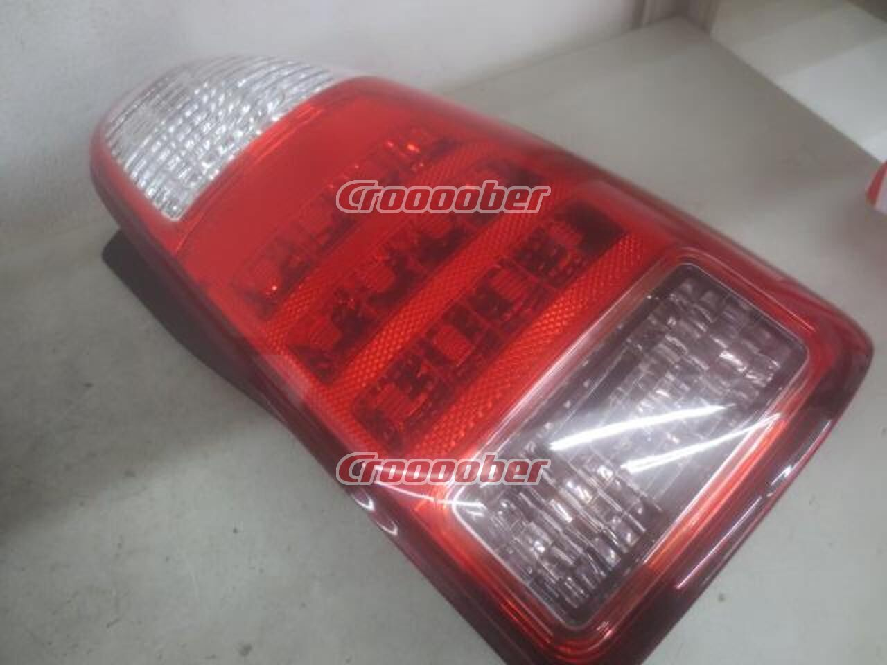 TOYOTA Surf 215 System Late Genuine Tail Lens | Tail Lamps | Croooober