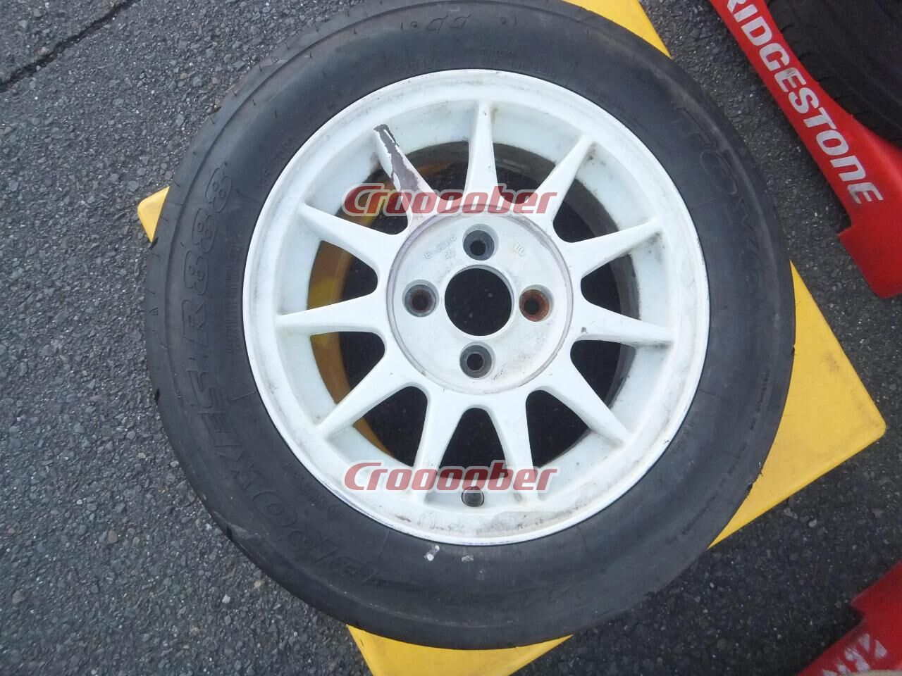Toyo Proxes R888 >> Manufacturer Unknown 11 Spoke Toyo Proxes R888 6 0jx14 40100 4h For Sale Croooober