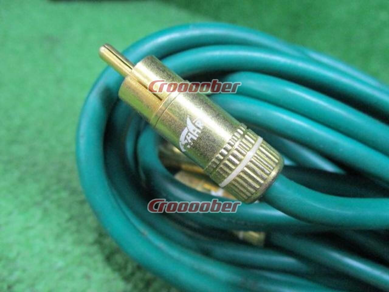 Shark Wire RCA Cable | Cables | Croooober
