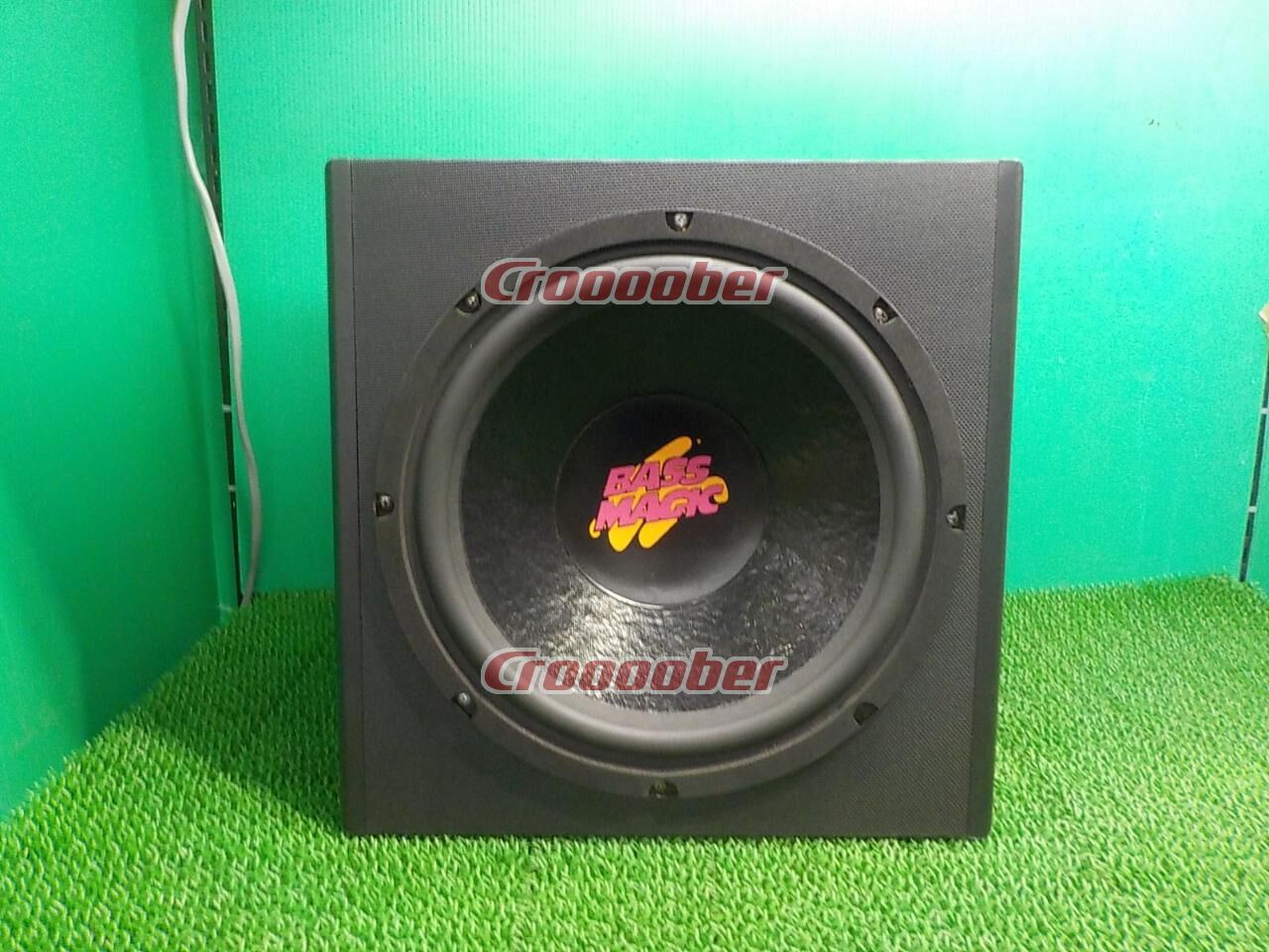 Bass Magic Box With Woofer Sub Woofer With Box Croooober