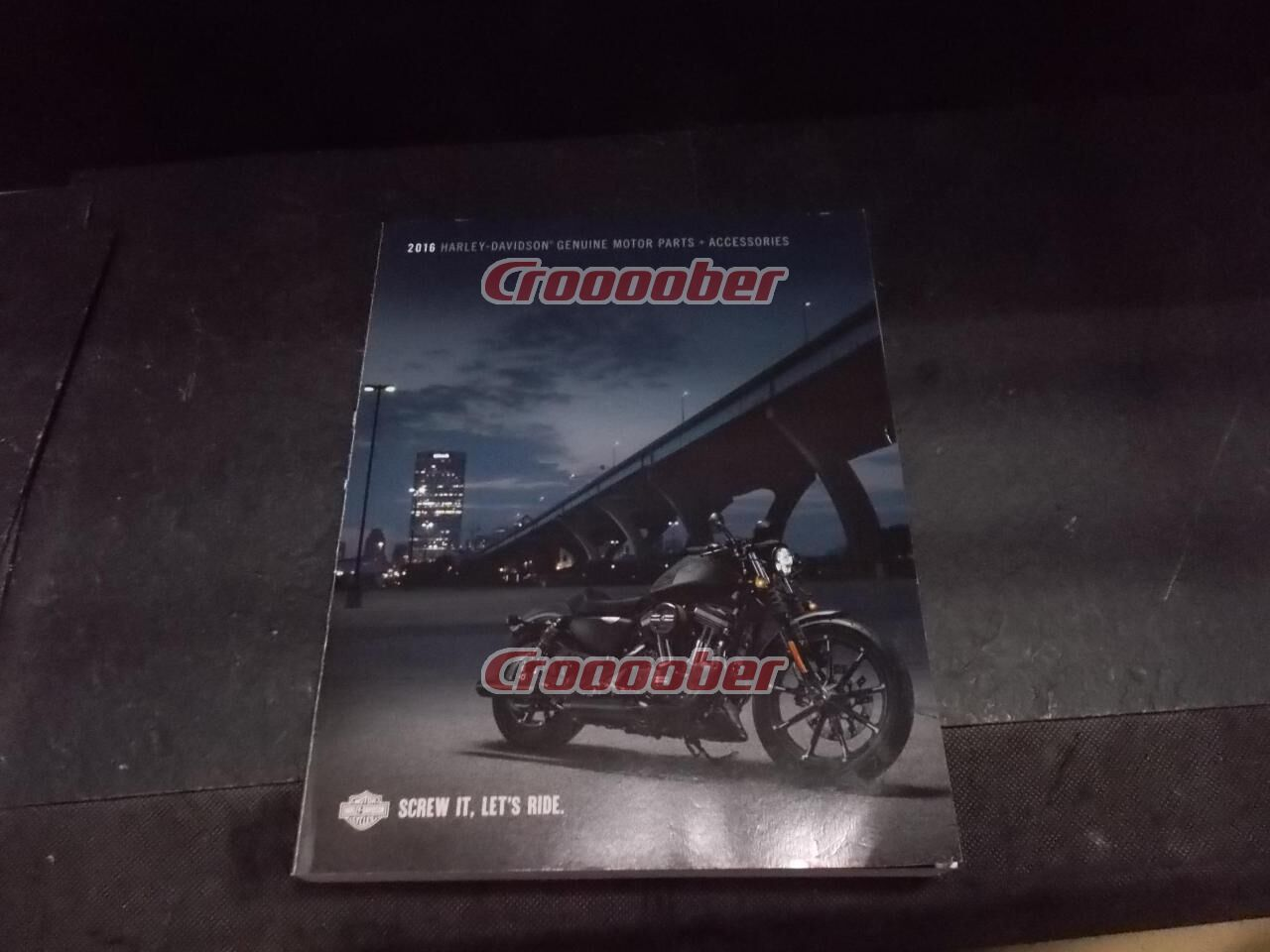 harley davidson parts and accessories catalog 2016