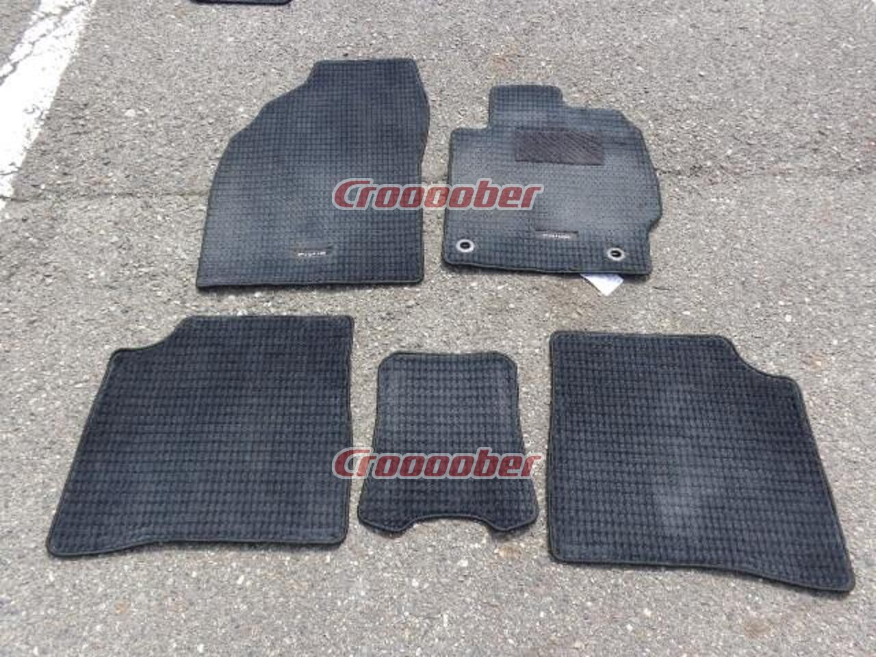 Toyota Option Late Floor Mat 30 Series Prius Interior Accessories Croooober