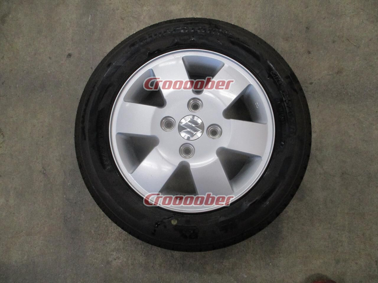 Suzuki Tire Size >> Diversion Tire Size Genuine Suzuki Da64w Every Original Wheel