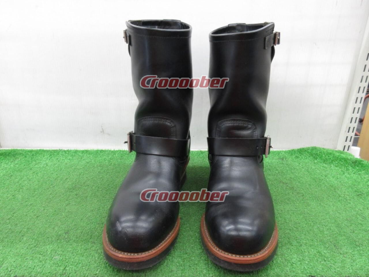 2268 Size Engineer Wing 28 0cmRiding Redwing Croooober Red Boots rBxCodeW