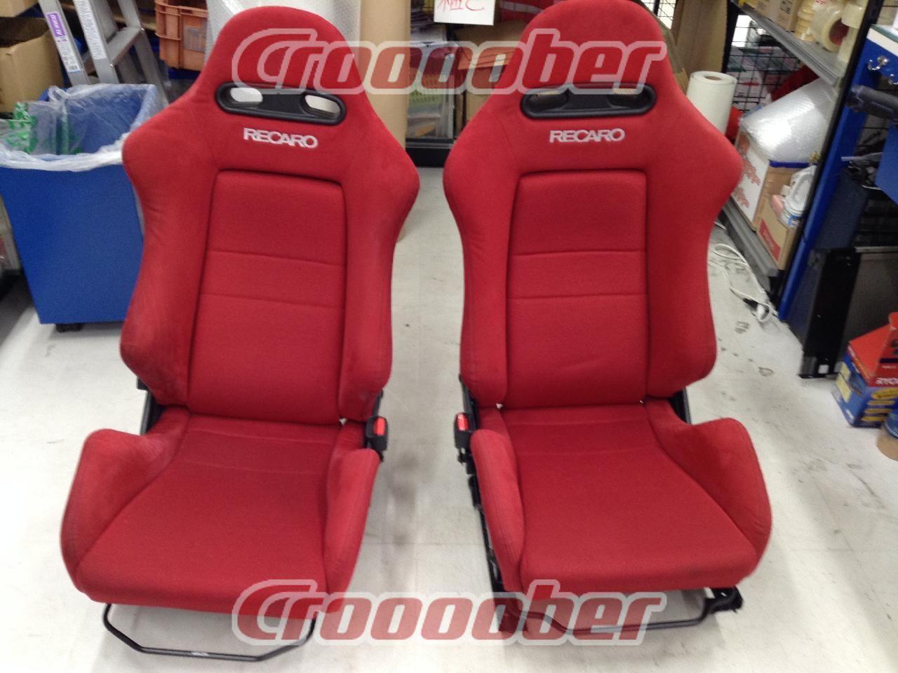 Honda Genuine Recaro Semi Bucket Seat Reclining Seats Recaro Croooober