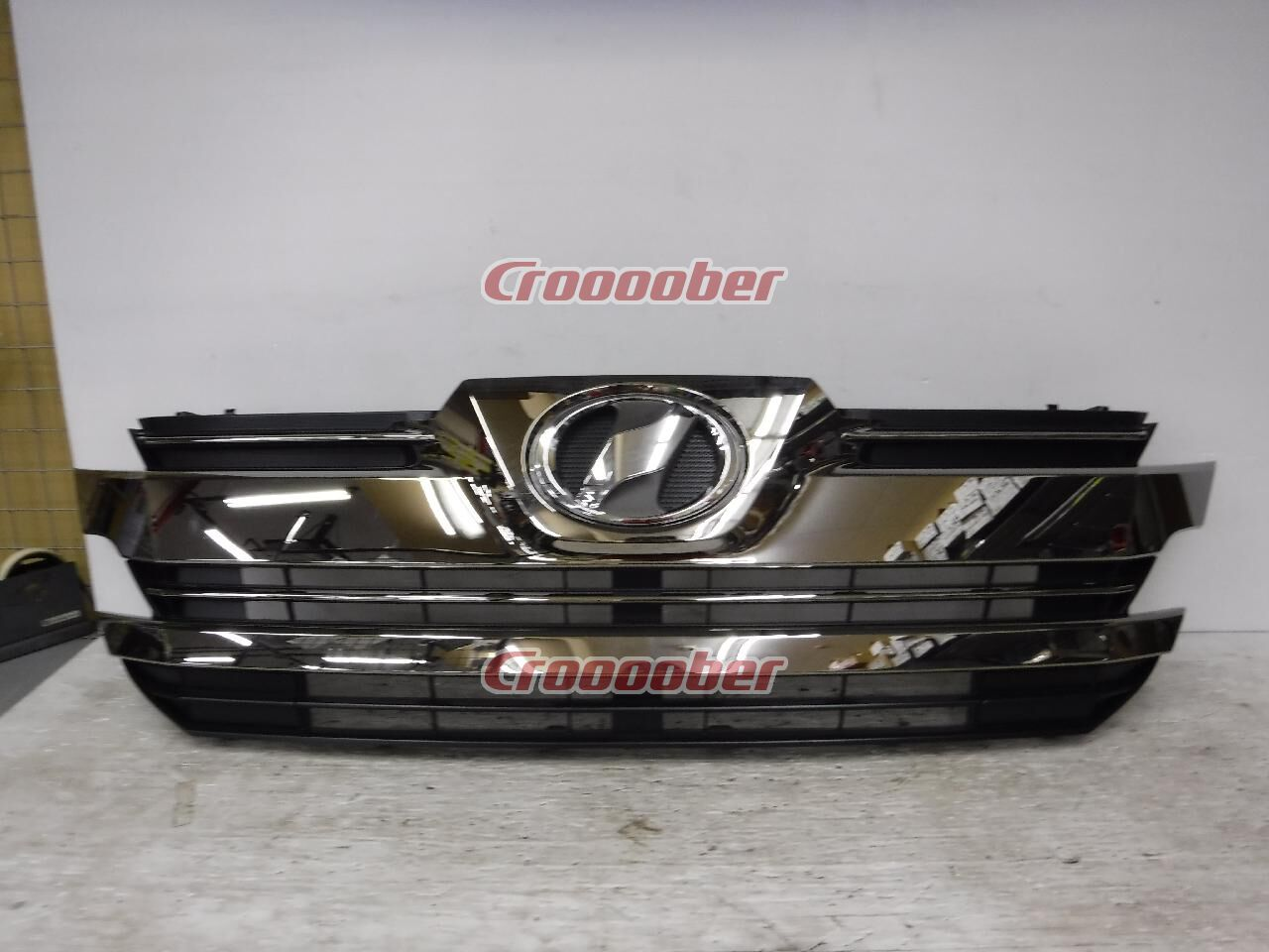 TOYOTA VELLFIRE Series Genuine Front Grille Front Grilles - Acura mdx front grill
