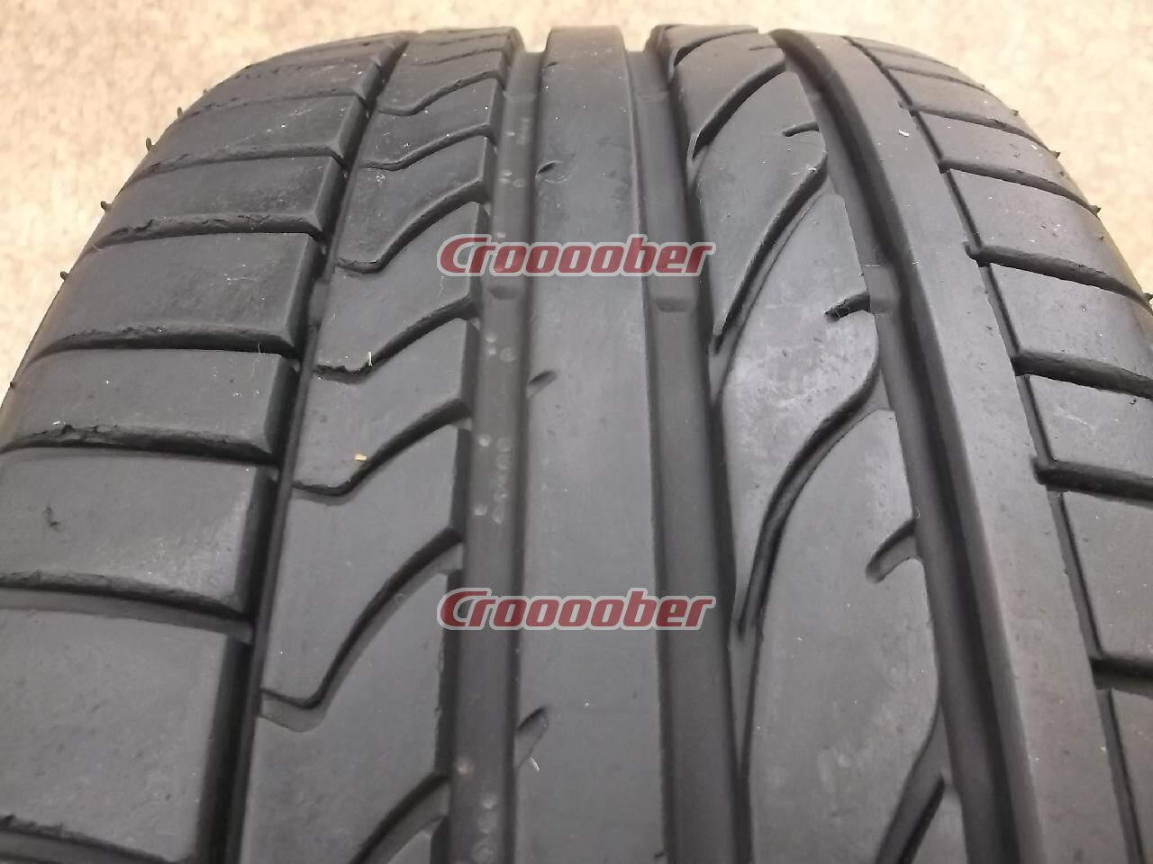 Bridgestone Potenza Re050A >> Bridgestone Potenza Re050a The Old Year Of Manufacture 16 Inch Tire Croooober