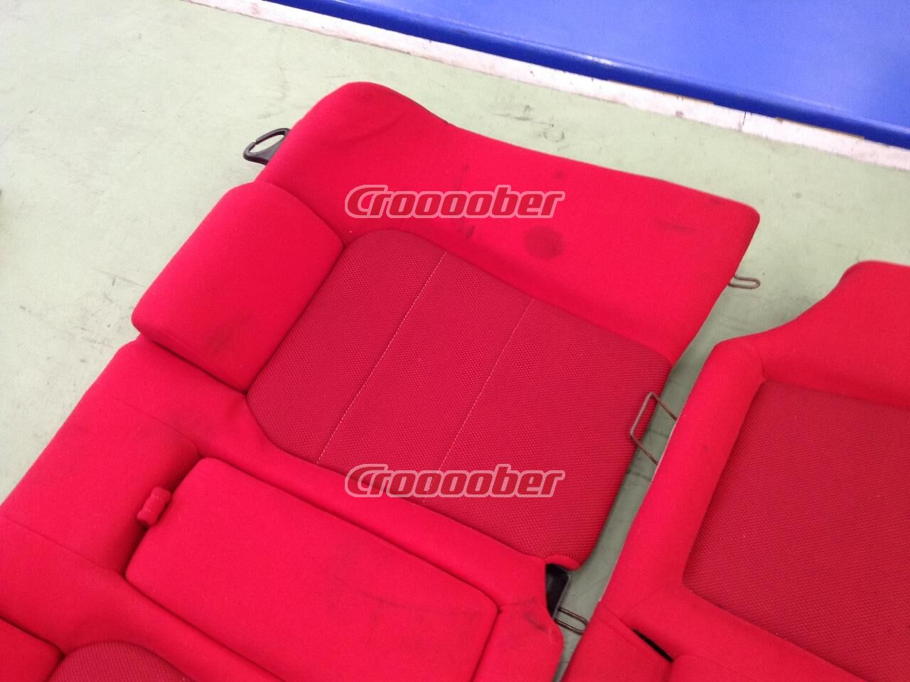 Toyota Jzx90 Mark Genuine Replacement Rear Seat Seat