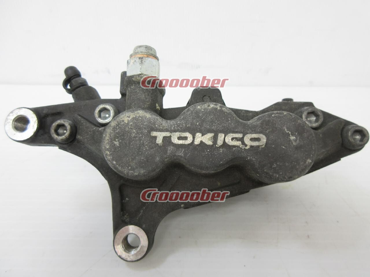 Brake Caliper Price >> Price Cut Kawasaki Tokico 6 Pot Brake Caliper 90mm Pitch
