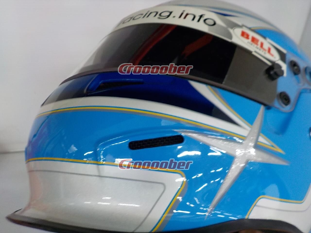 f7cd1141 BELL RS3 SPORT STAR For Four-wheel Helmet | Other Parts | Croooober
