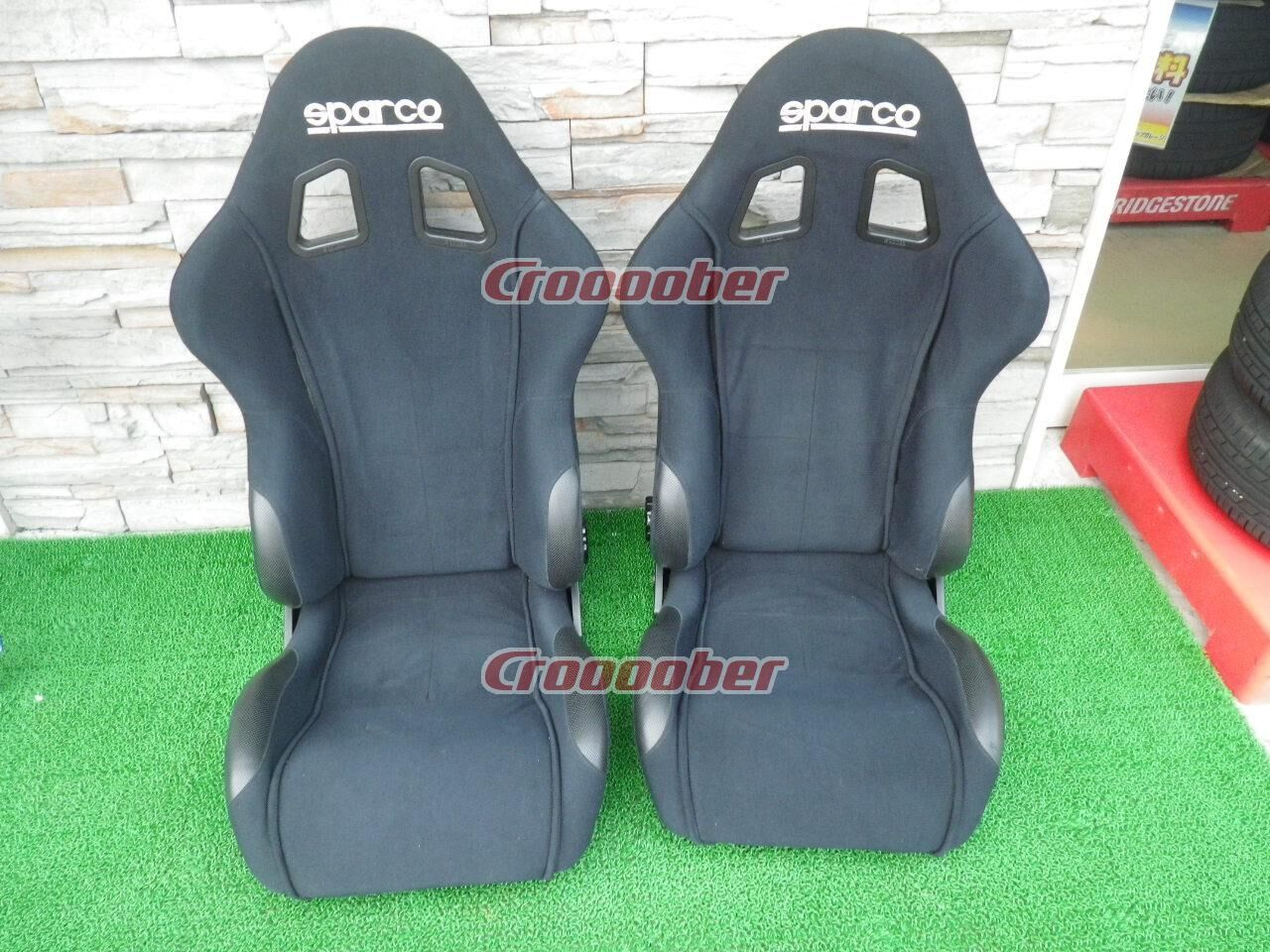 Sparco Reclining Seat Two Legs Set Reclining Seats Others Croooober