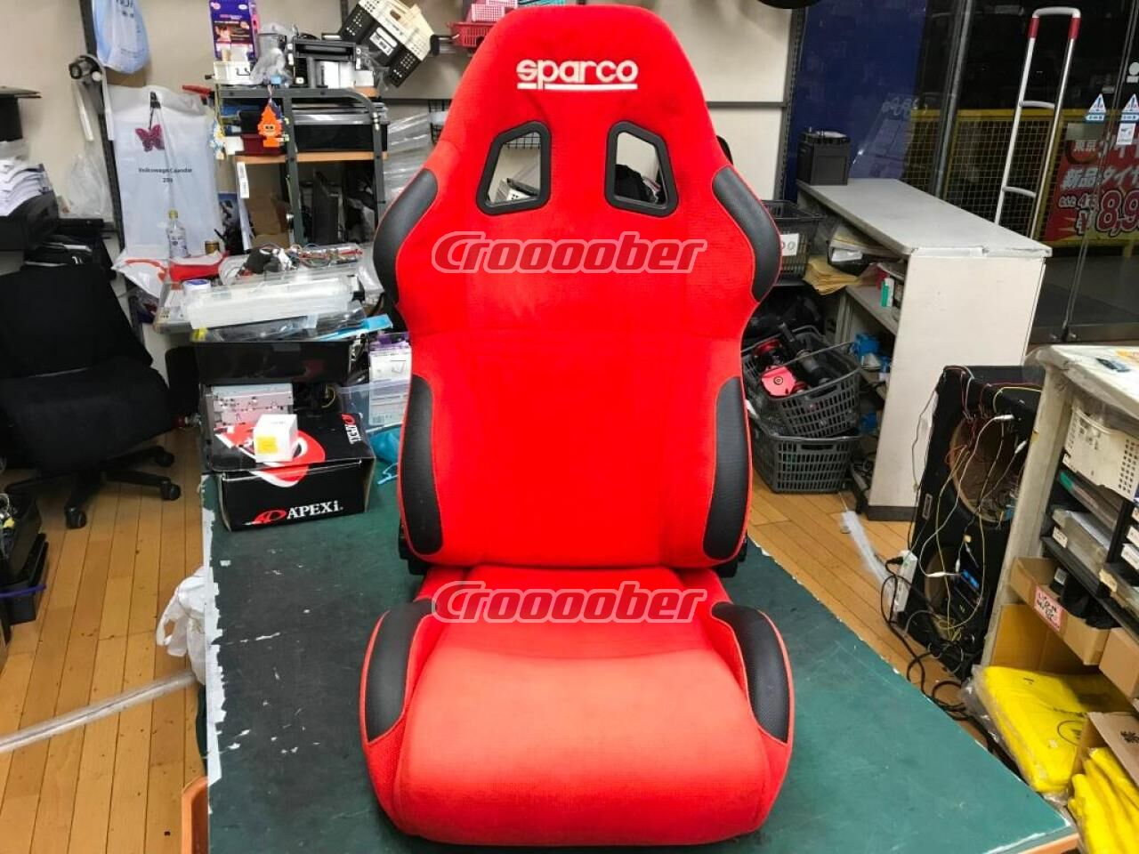Sparco Reclining Seat Reclining Seats Others Croooober