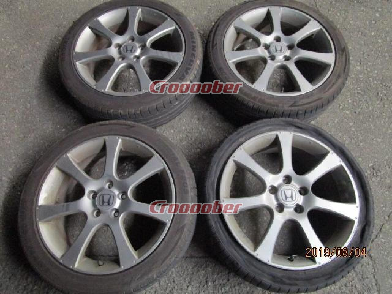 Honda Odyssey Tires >> Only 4 Genuine Honda Odyssey Rb1 Absolute Late Original Wheel Image Tires Are Not Included 7 0jx18 55114 3 5h For Sale Croooober