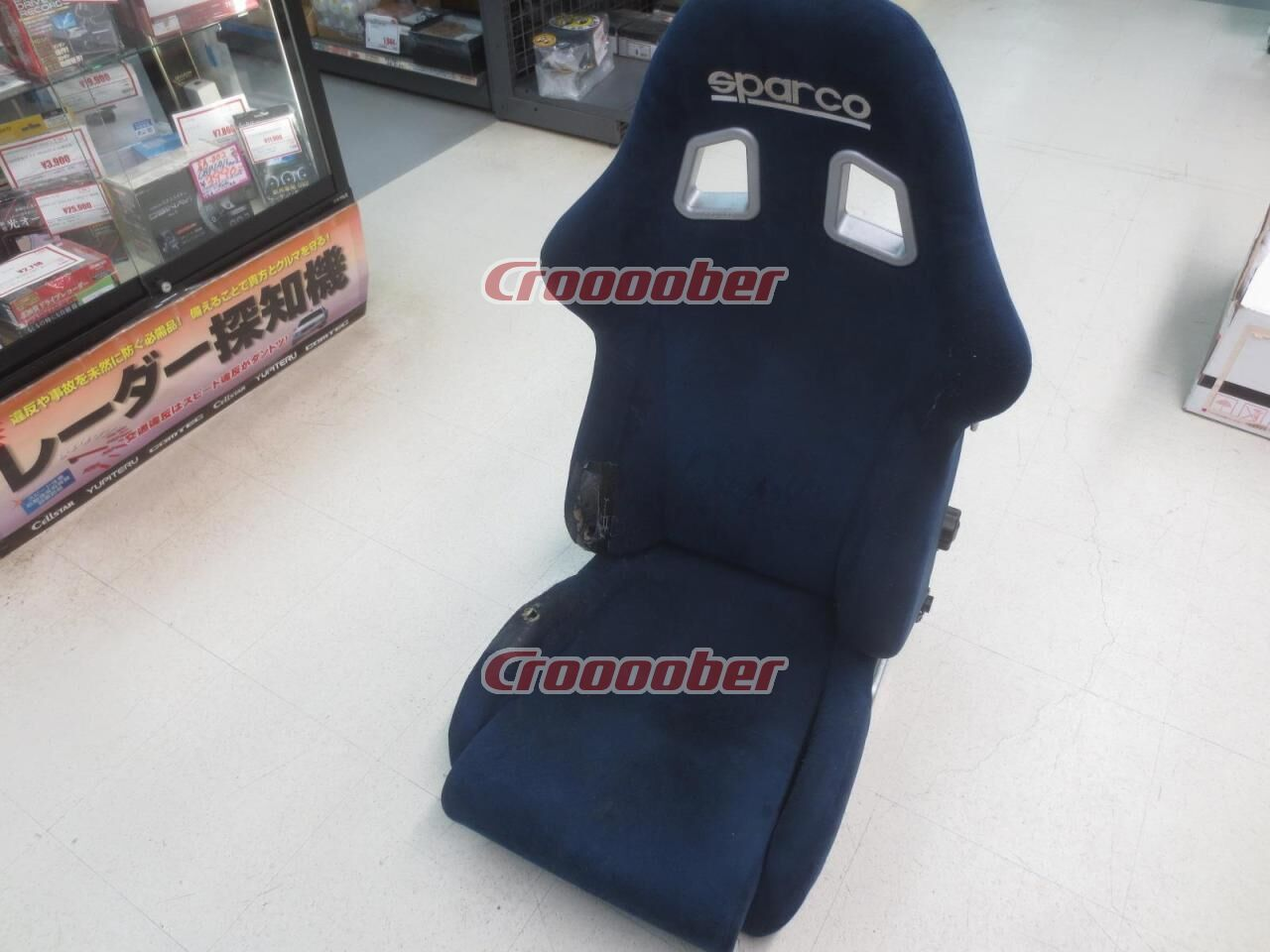 Sparco Reclining Seat S11297 Reclining Seats Others Croooober