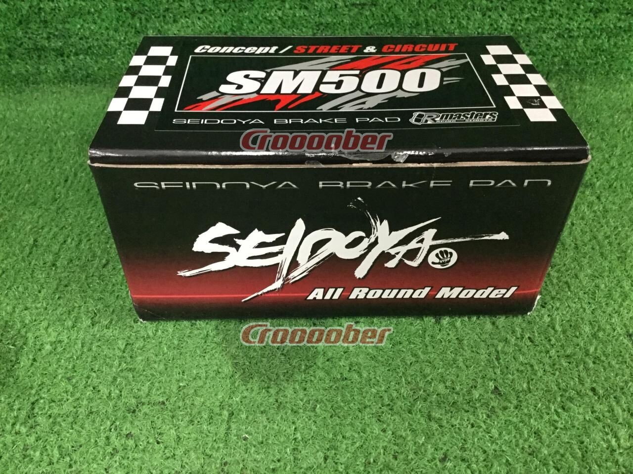 Shop Seidoya Sm 500 Front Brake Pad Pads Shoes Croooober