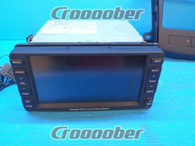 Wakeari [unchecked] Mitsubishi Multi Communication System NR 261JM 07PAJ1