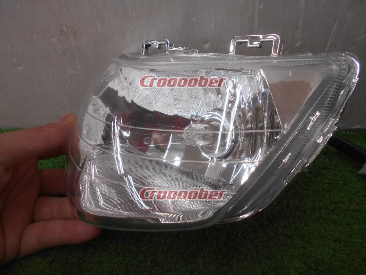 NBS JAAN NVS Japan Genuine Type Headlight Address V125 / G | Head Lights |  Croooober
